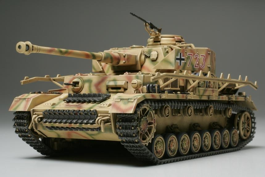 Tamiya Panzerkampfwagen Iv Ausf.j Sd.kfz.161 / 2 1:48 32518